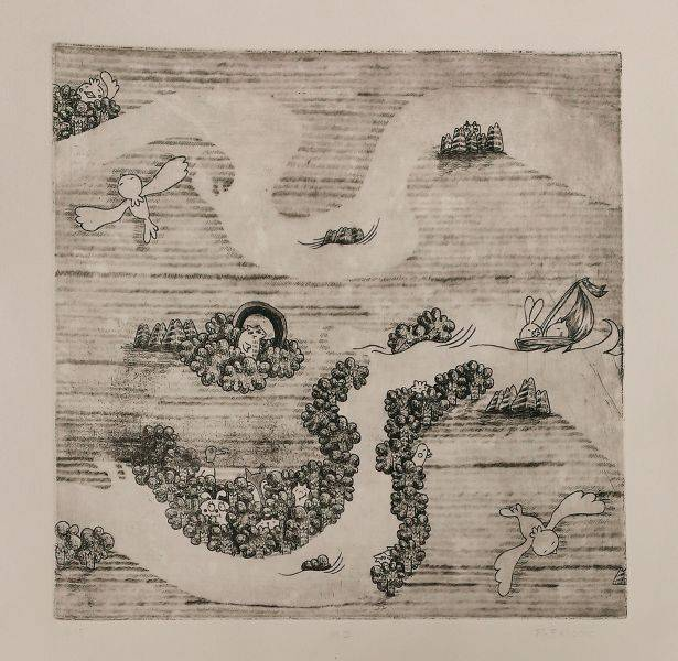 林思彣 -川、爭執