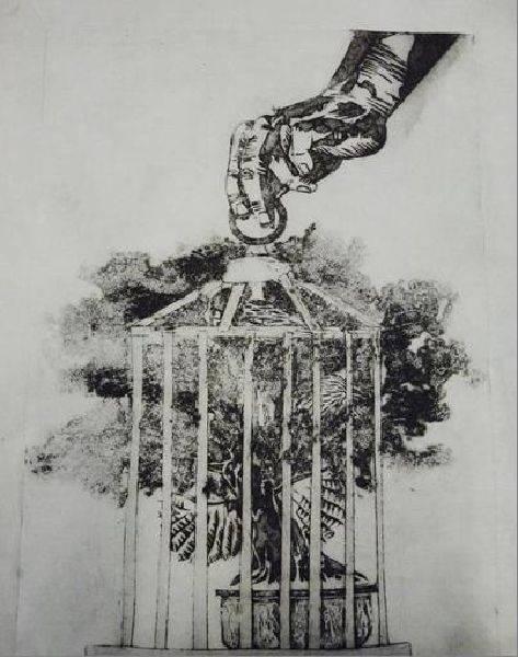 黃書庭 -拘束