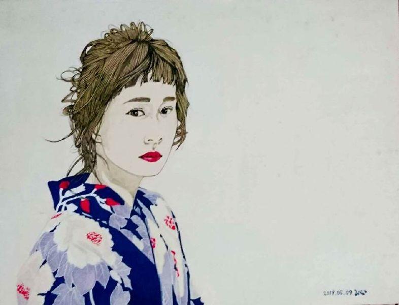 陳沁懋-女子系列 - 局部零