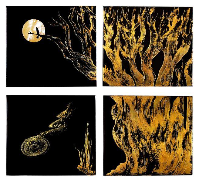 林祐如-夜與樹的對話