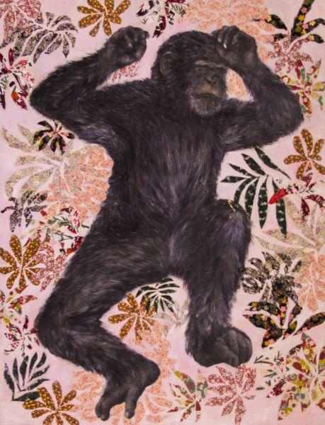 蘇柔安-猩猩與我1