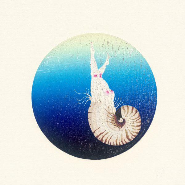李屏宜-Shell Lady- Deep Sea