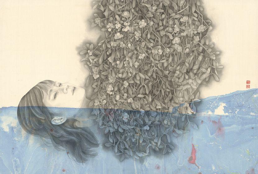吳瓊薇-擱淺II