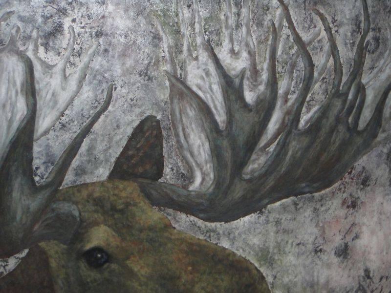 許芳庭-麋鹿走不進森林