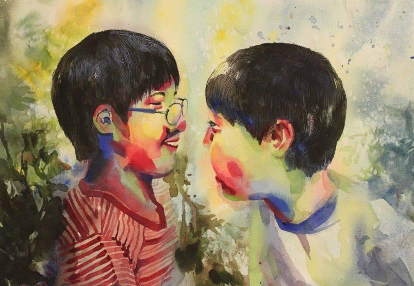 游婷鈞-微笑的幸福