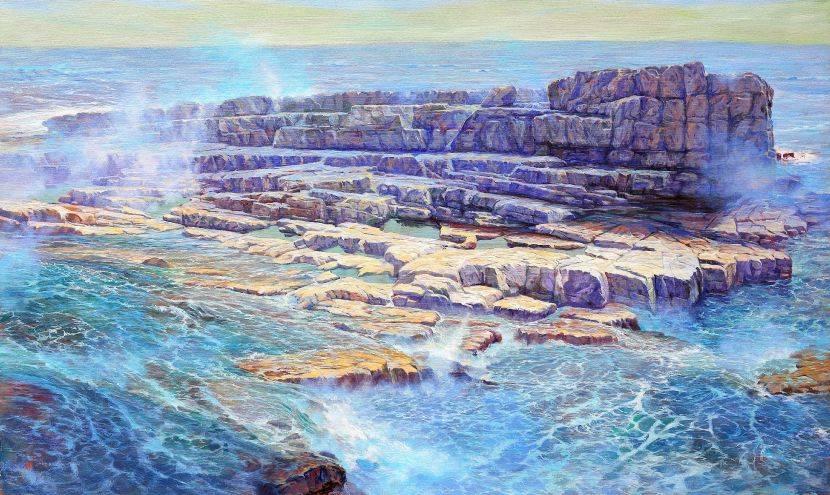 郭明福-流動的海灣