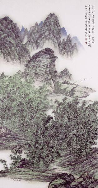 周澄-竹溪千載