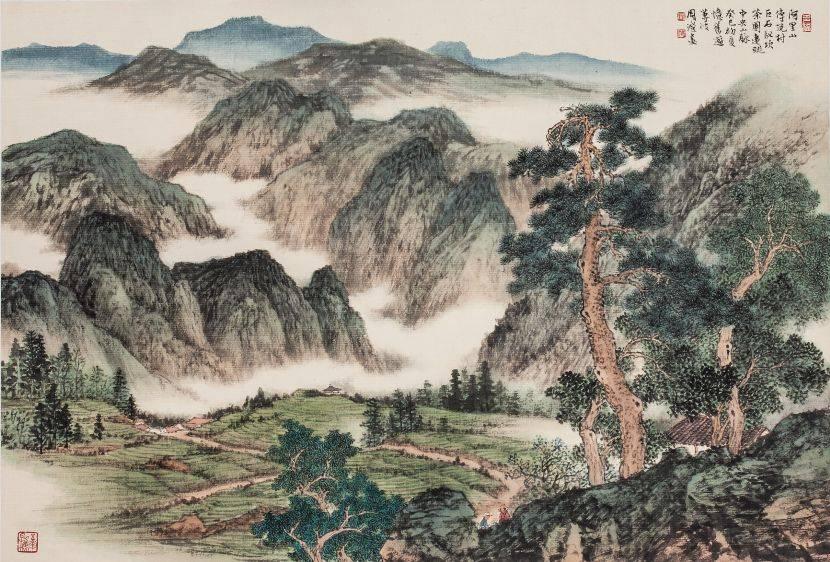 周澄-巨石茶圃