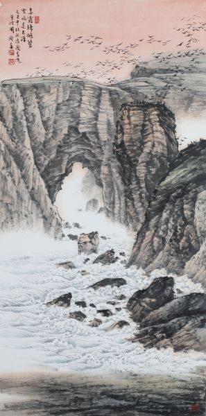周澄-赤霞鷗鷺