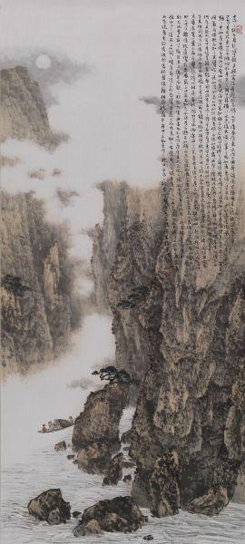 周澄-赤壁泛舟