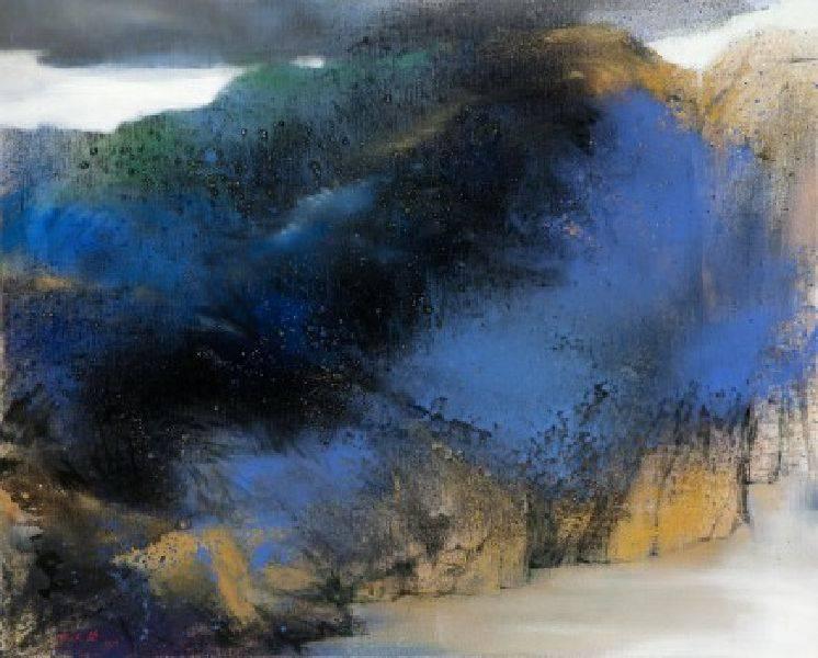 沈東榮-雲在深處