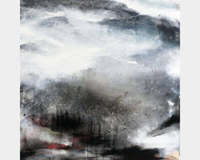 沈東榮-仙境閒雲