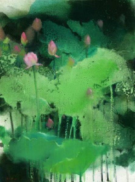 沈東榮-199.出水芙蓉
