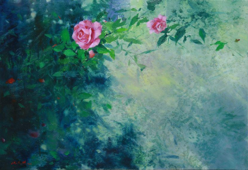 沈東榮-136.玫瑰