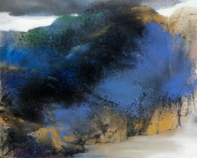 沈東榮-151.雲在深處