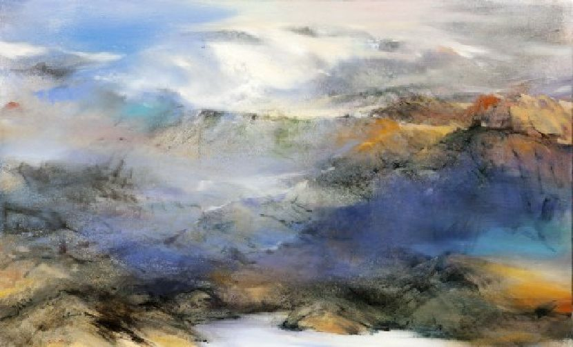 沈東榮-168.雲散見仙境
