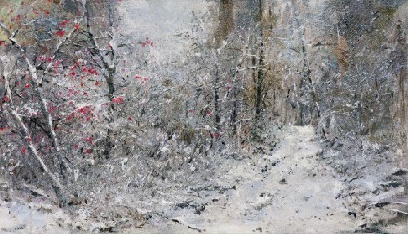 沈東榮-183.年初的一場雪