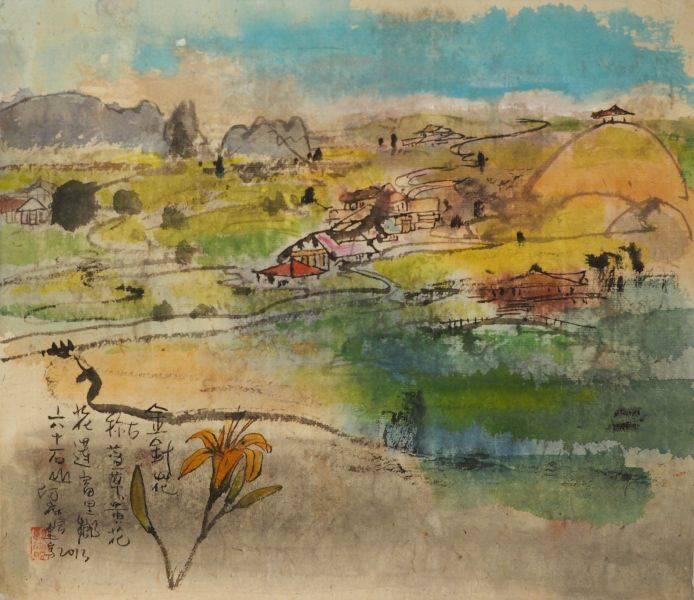 陳朝寶-六十石山