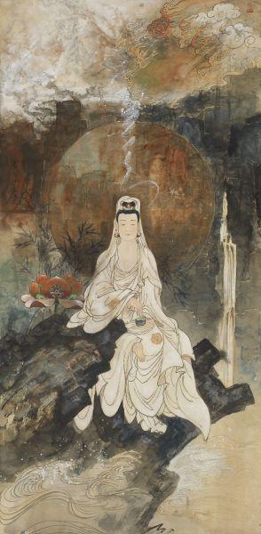 陳朝寶-慈悲觀音