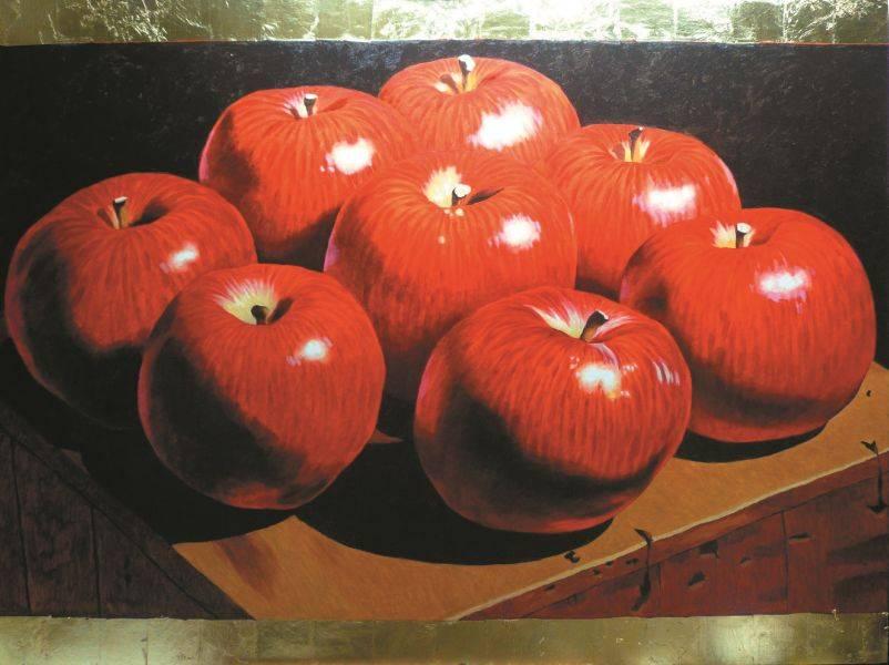 顧重光-八個大蘋果