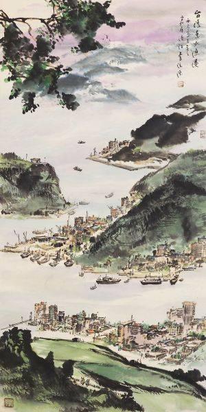 李沃源-台灣東北漁港