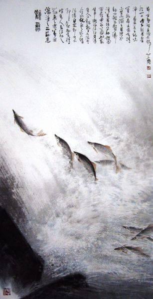 林章湖-觀魚