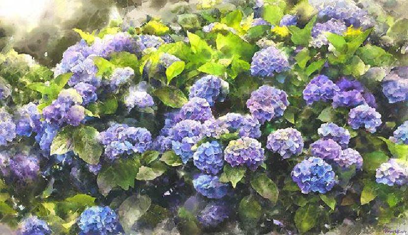 謝明錩-心靈花園