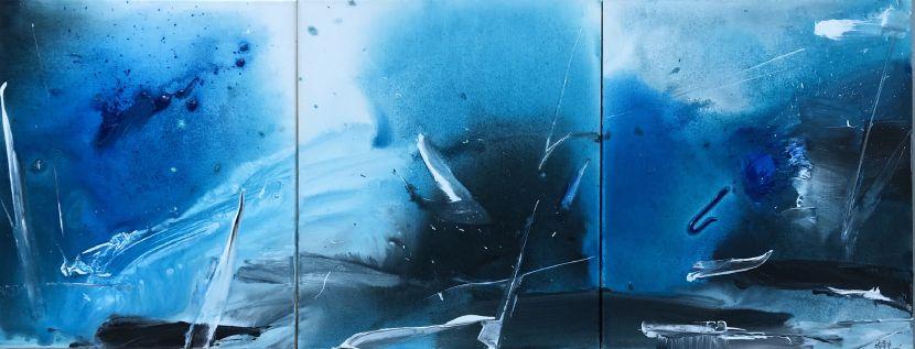 徐畢華-53.藍色不憂鬱 Blue but not Blue
