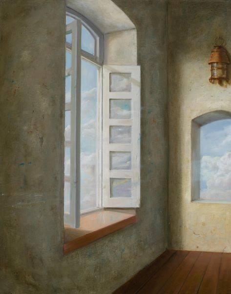 林美蕙-窗外有藍天