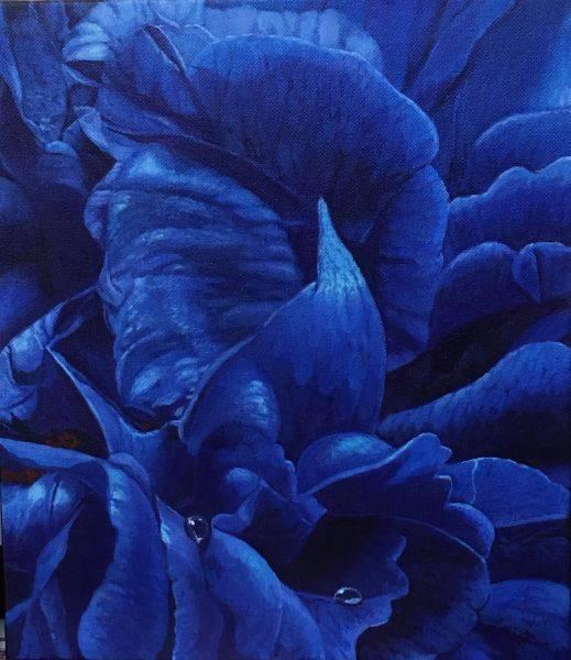 林美蕙-藍花序曲2