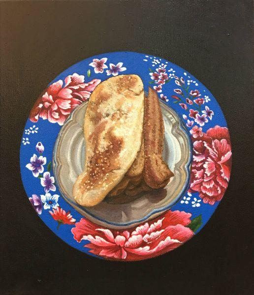 林玥汝-燒餅油條