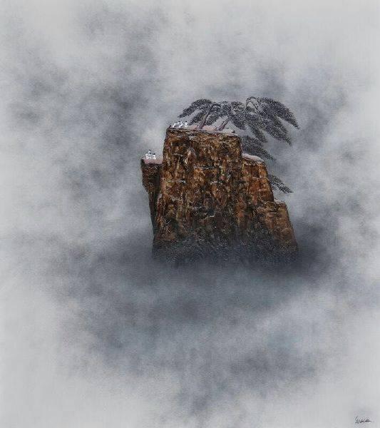 散子(中國)-風兮 The wind