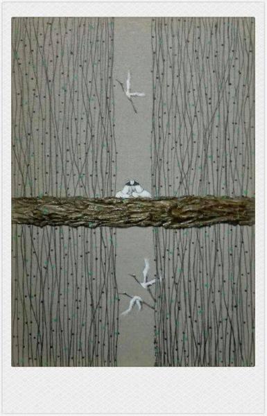 散子(中國)-春萌 Sprout in spring