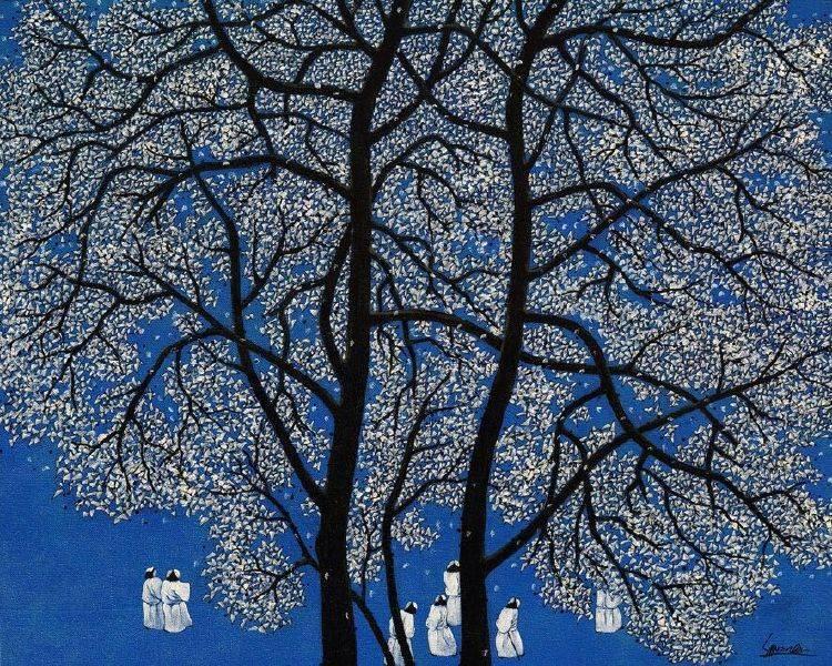 散子(中國)-冬之深 Deeply winter