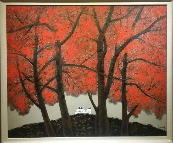 散子-秋之語 Deep-Autumn
