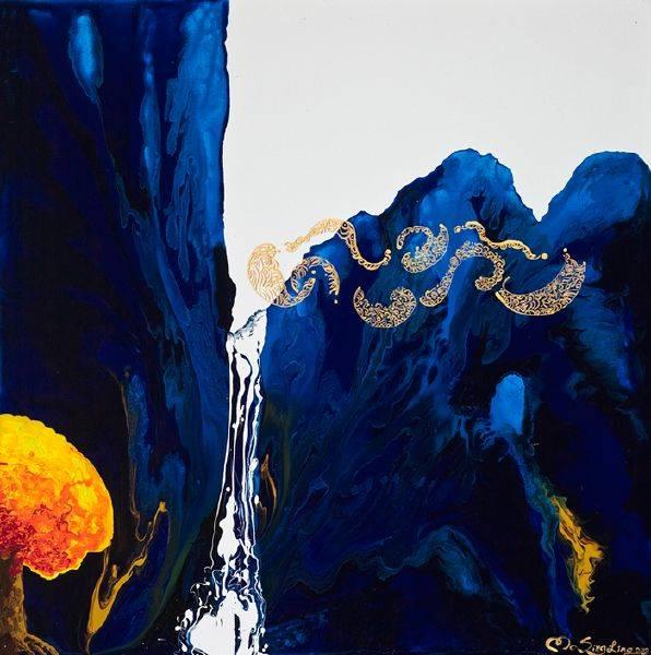 瑪馨玲-合氣一相/金彩藍得‧財源滾滾