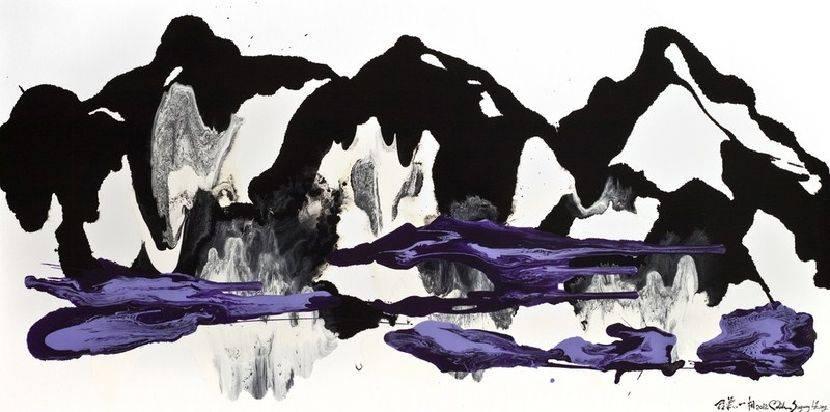 瑪馨玲-合氣一相╱紫氣東來‧空中妙有