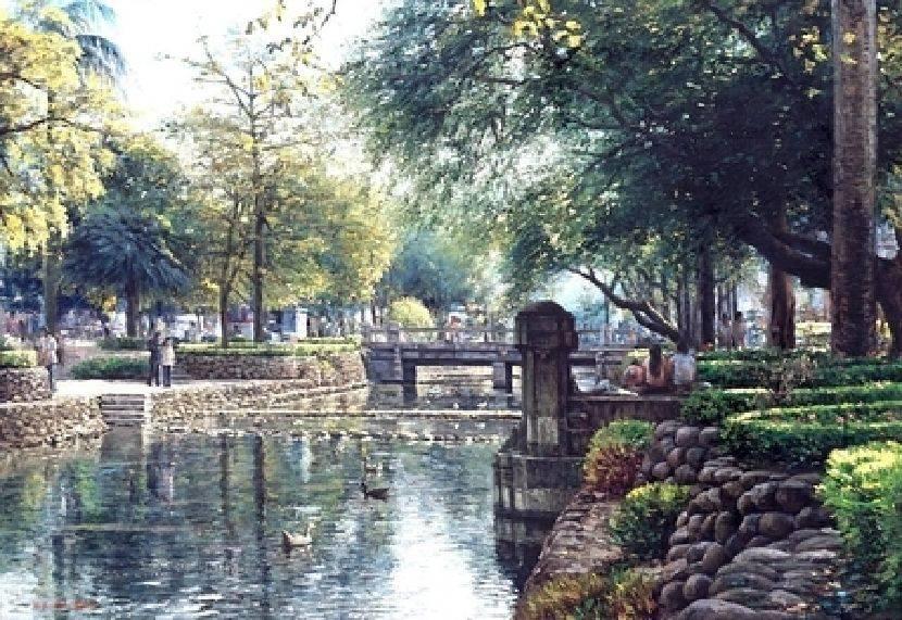魏榮欣-灩瀲城河