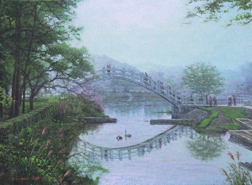 魏榮欣-慈湖拱橋