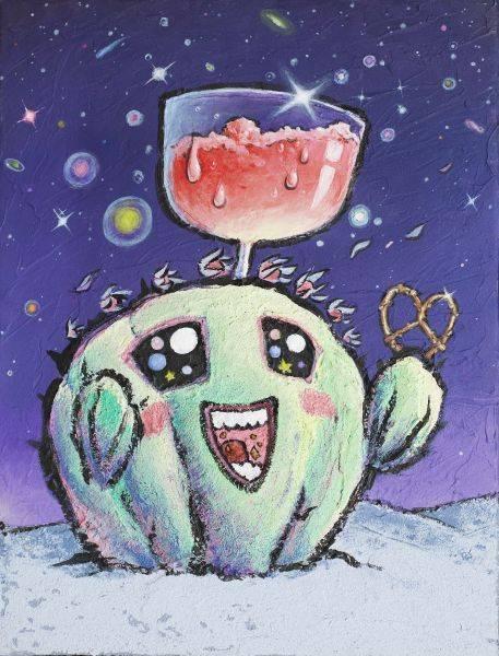 李天忻-火-Strawberry Daiquiri