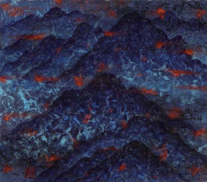 劉信義-冷山 Cold Mountain