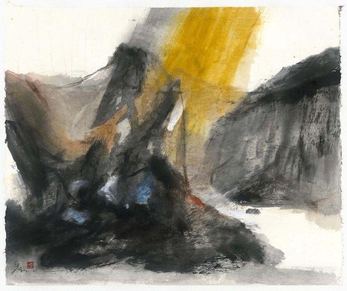 塵三-神光 Divine Light
