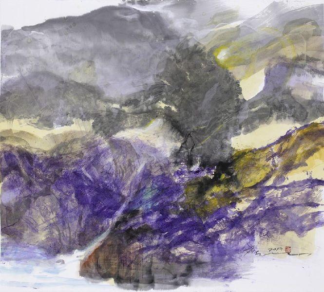 塵三-蕭山紫 Purple Xiaoshan
