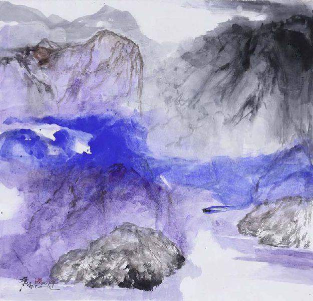 塵三-紫影 The Purple Shadow