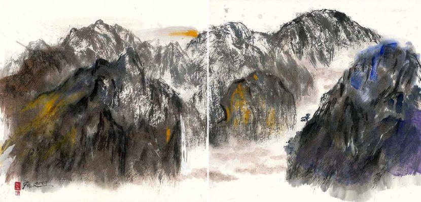 塵三-峻嶺#1#2 Steep Mountains #1#2