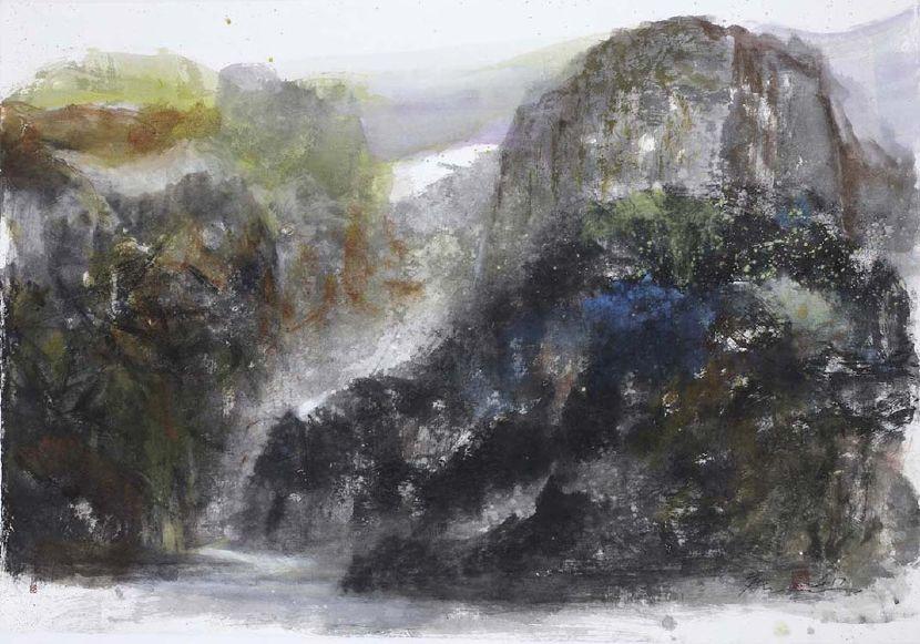 塵三-夔峽Qutang Gorge