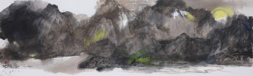 塵三-褐山Brown Mountain