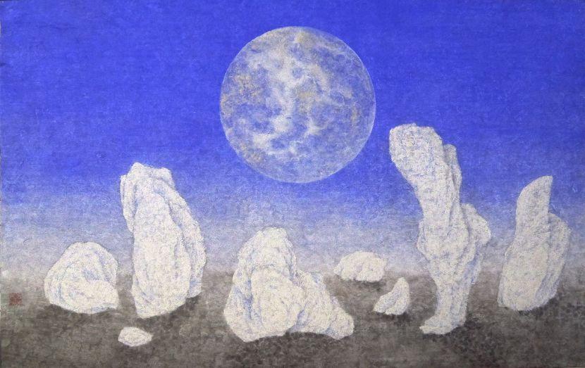 黃郁筑-白夜的崇拜II Worship the White Night II
