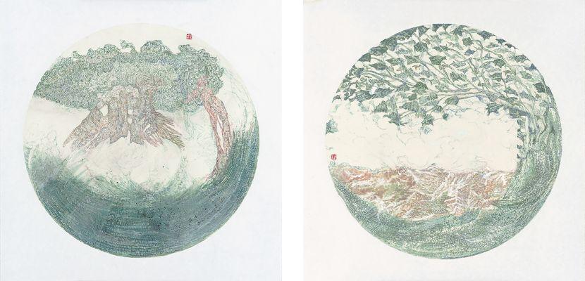 吳軒慧-巴黎初雪 I,II
