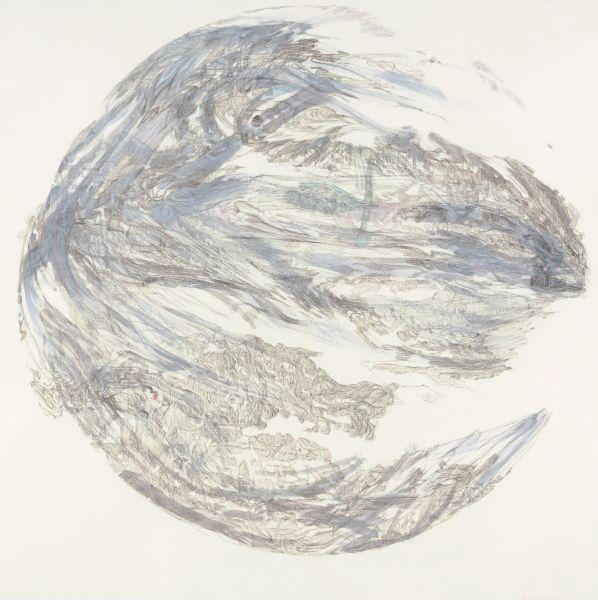 吳軒慧-疾風-綠天鵝 Rafale-Green Swan